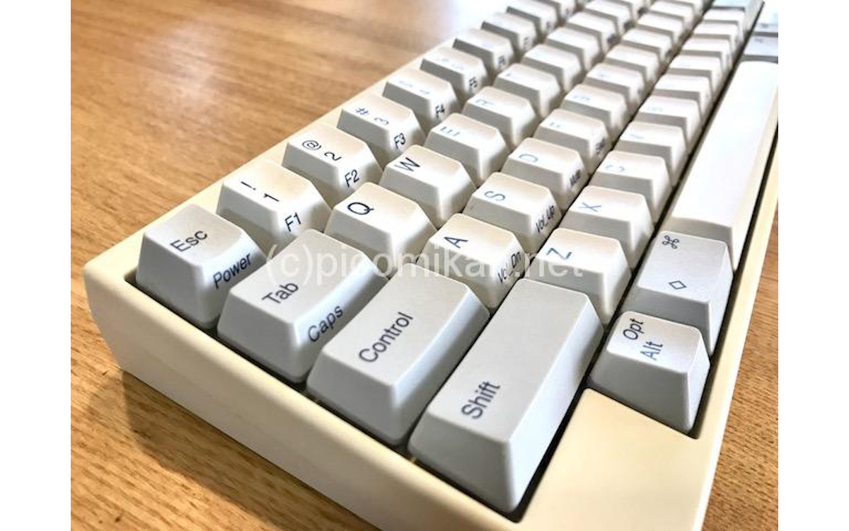 キーボード リモート 配列 デスクトップ